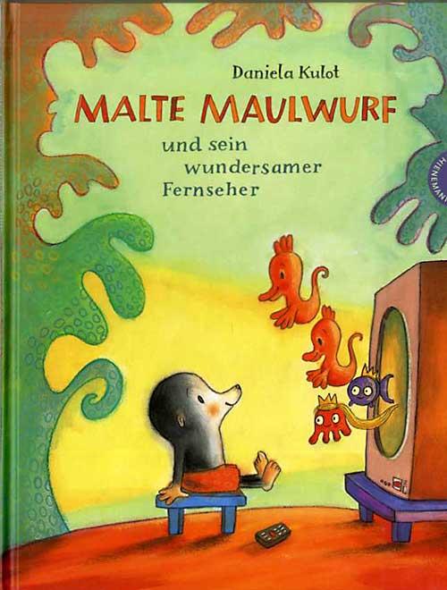 MALTE MAULWURF UND SEIN WUNDERSAMER FERNSEHER